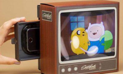Napravite retro TV od telefona