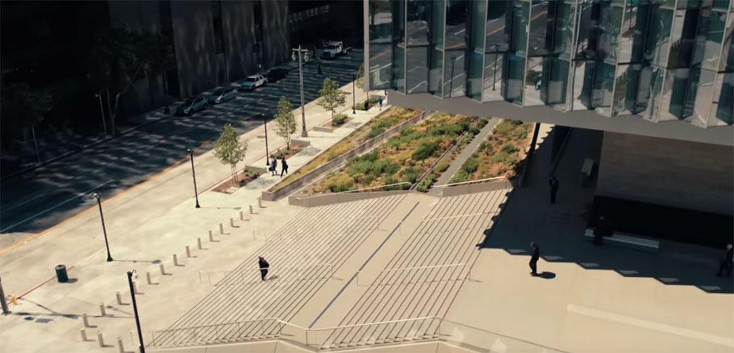 Slika: Denzel Washington i Colin Farrell u filmu