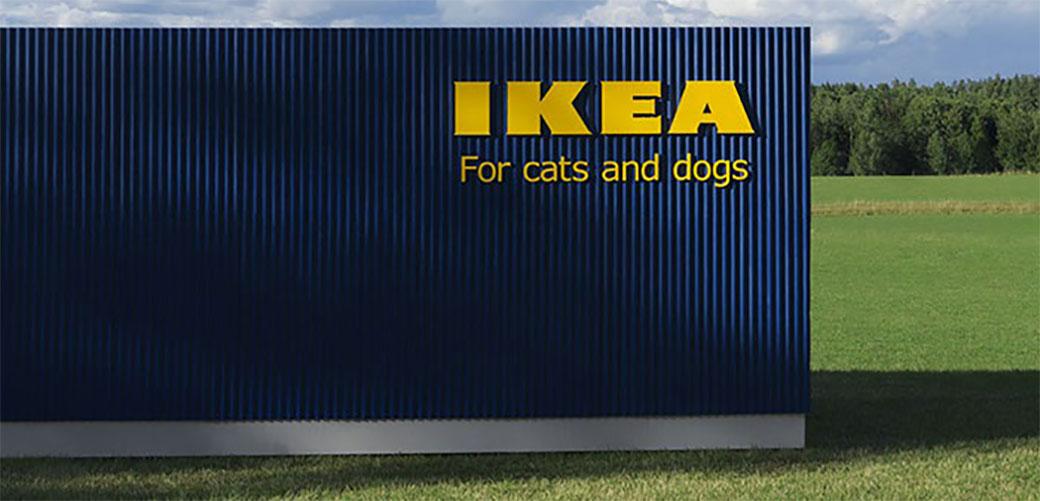 Slika: IKEA kolekcija za kućne ljubimce