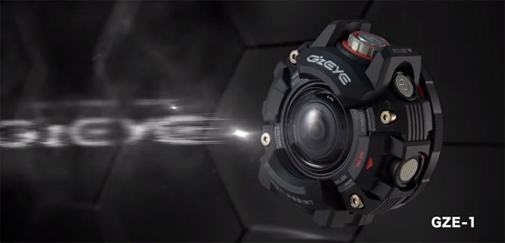 Casio akciona kamera