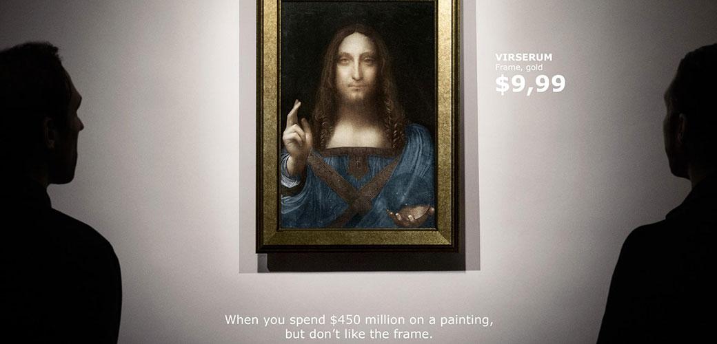IKEA ima odgovor na prodaju najskuplje slike ikad