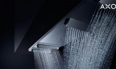 AXOR predstavlja novu tehnologiju raspršivanja mlaza vode  %Post Title