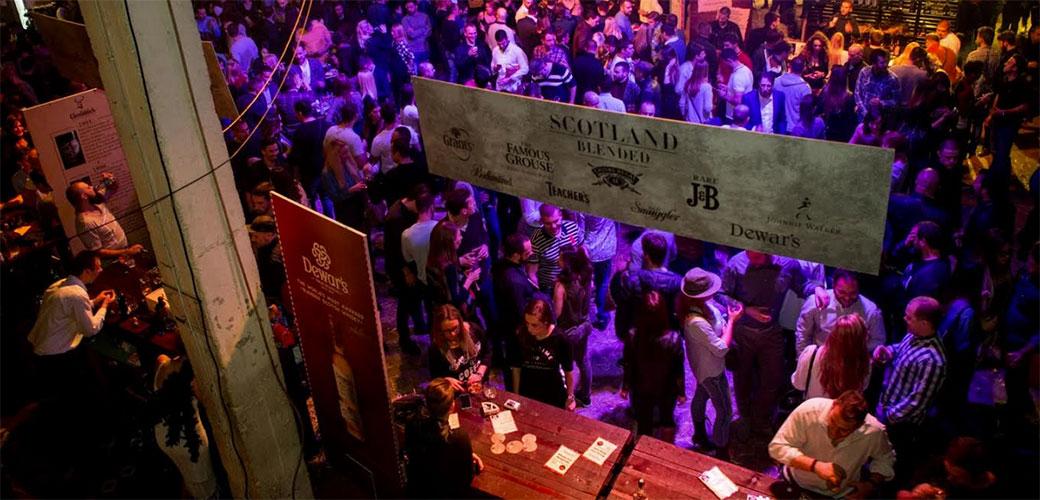 Slika: Whisky Fair 2017 u Beogradu