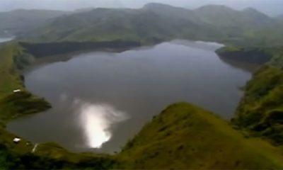 Ukleto jezero u Kamerunu  %Post Title