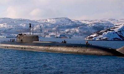 Rusija šalje najveću nuklearnu podmornicu na Arktik