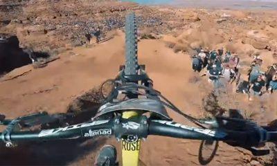 Ovakav spust biciklom niste videli  %Post Title
