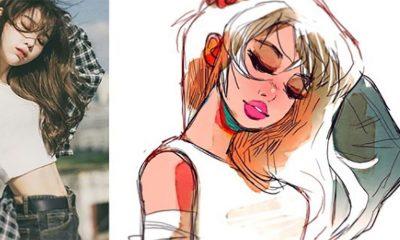 Genijalni crteži ljudi kao u stripovima
