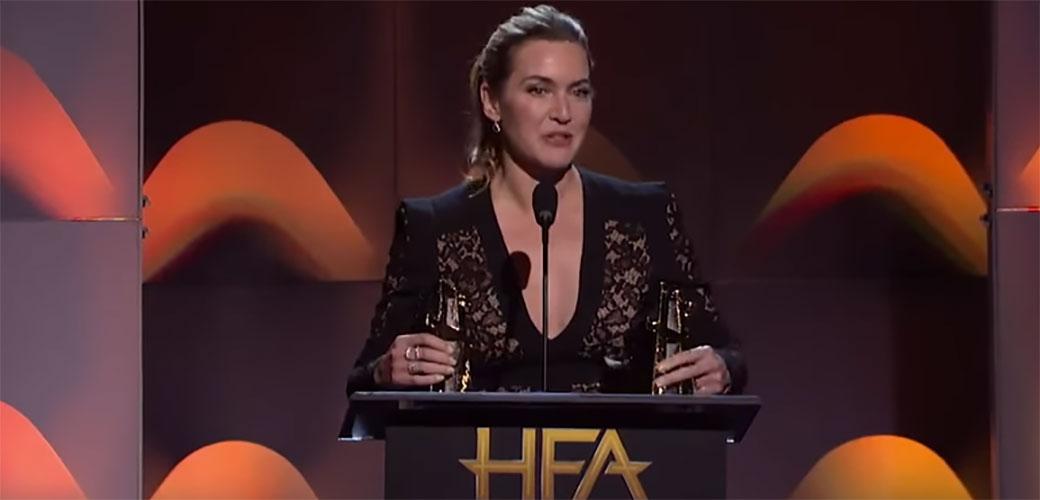 Kate Winslet ljubila Allison Janney