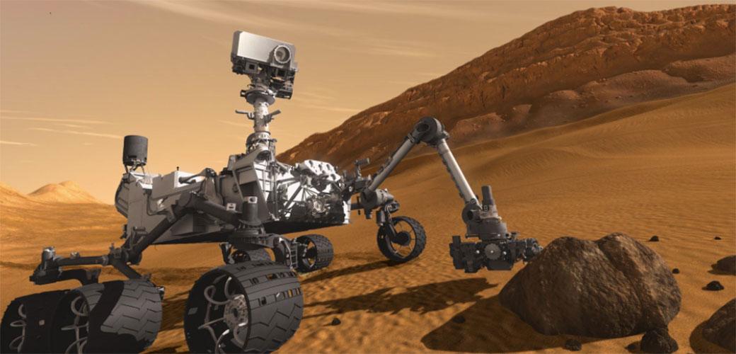 Slika: NASA šalje novog rovera da traži Marsovce