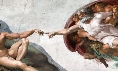 Šta je Mikelanđelo sakrio na poznatoj fresci?