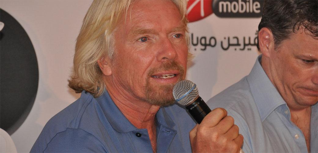 Slika: Branson savetuje istočnoevropske biznismene