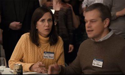 Matt Damon i Christoph Waltz u filmu  %Post Title