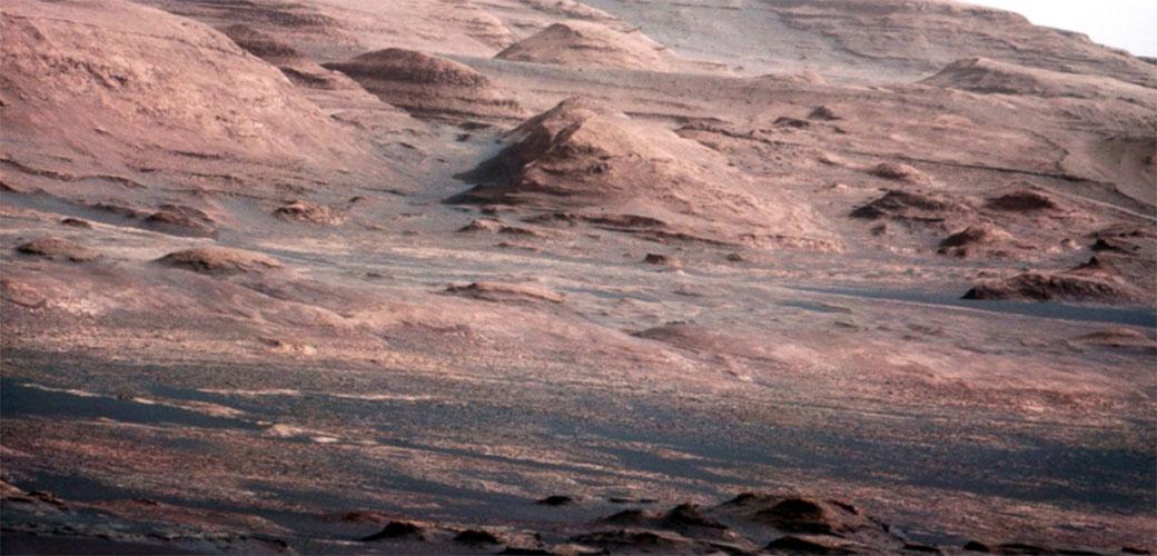 Na Marsu ipak nije snimljena voda