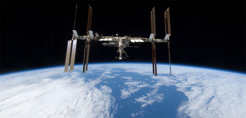Misterija na Međunarodnoj svemirskoj stanici