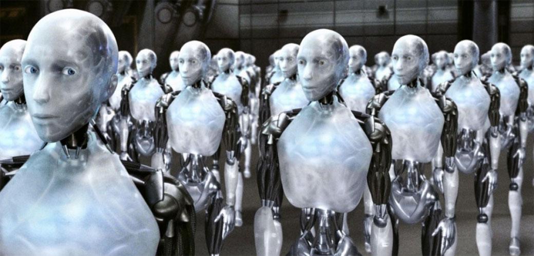 Upozorenje: Roboti će zameniti ljude