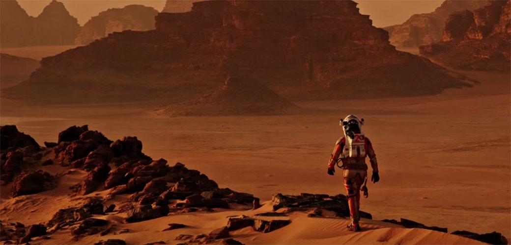 Nuklearni motor za putovanje na Mars