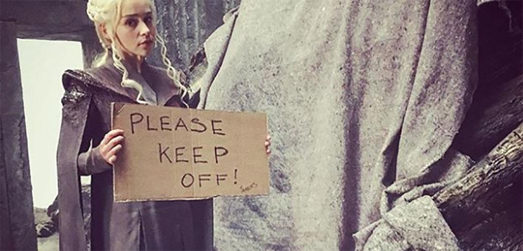 Emilia Clarke brani golotinju i seks u Igri prestola