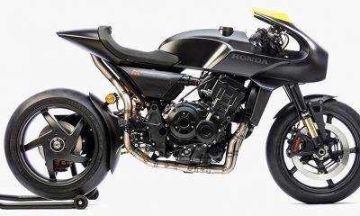 Honda predstavila retro futuristički motor  %Post Title