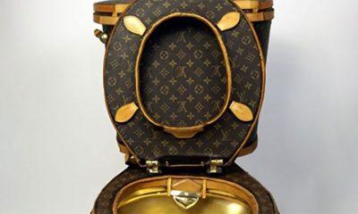 Toalet od Louis Vuitton torbi  %Post Title