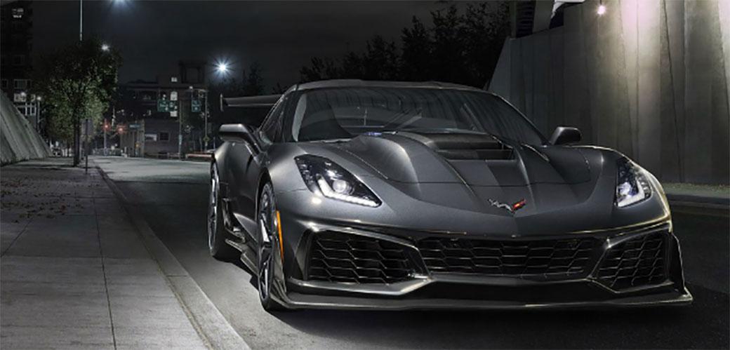 Stiže nova Corvette ZR1