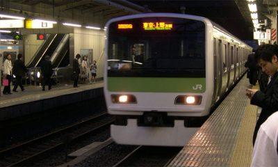 Skandal u Japanu: Voz poranio 20 sekundi