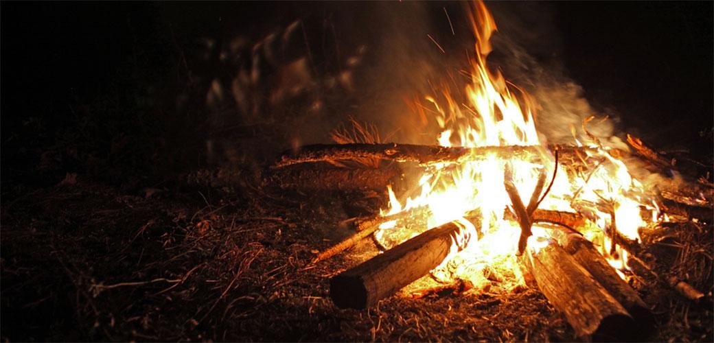 6 alternativnih načina za paljenje vatre