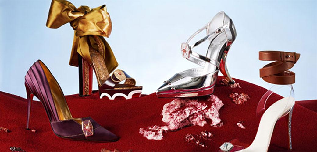 Slika: Star Wars cipele i sandale iz studija Christian Louboutin