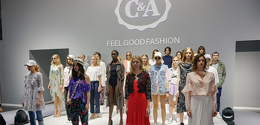 Slika: C&A – proleće / leto 2018