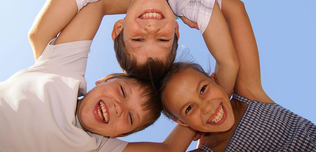 Slika: Deca su mali rasisti još od rođenja