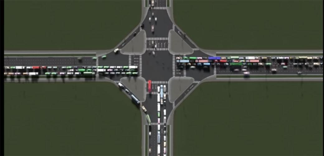 Simulator saobraćaja je retko zanimljiv