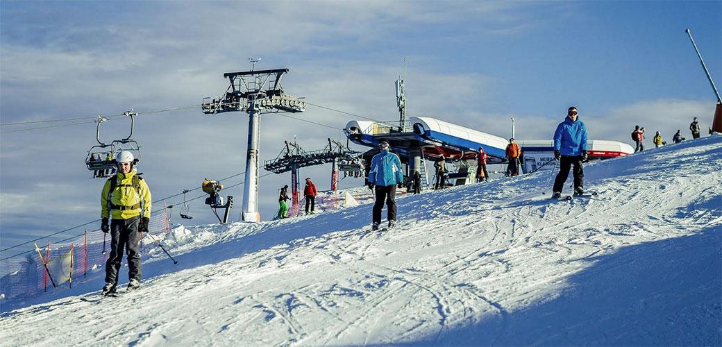 Slika: Počinje sezona na Kopaoniku: Ski opening Kopaonik