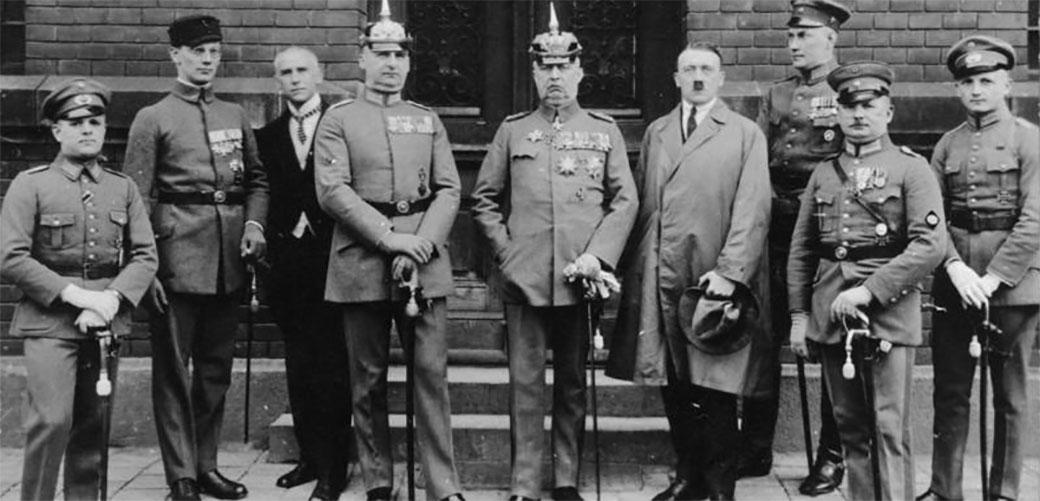 Slika: Ludo tajno društvo čiji je Hitler bio član