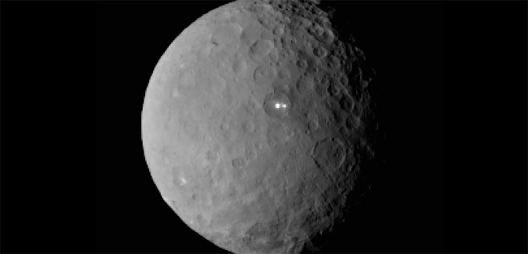 Planeta Ceres ipak krije nešto?