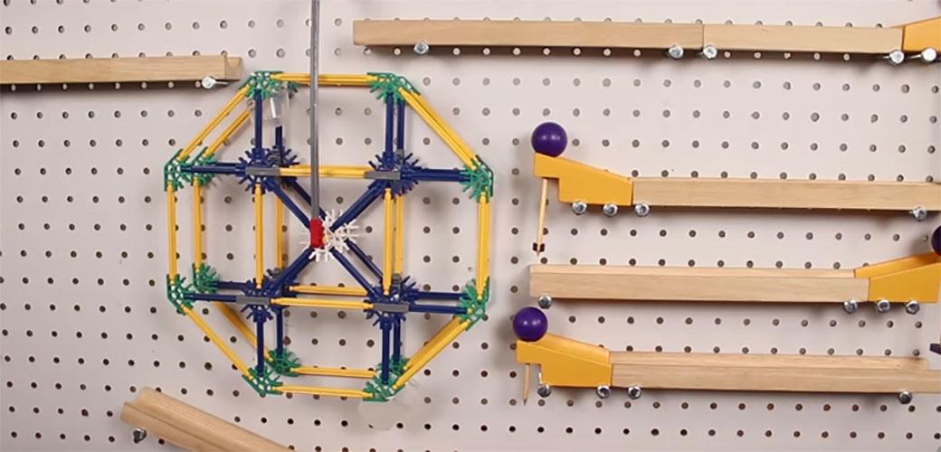 Najbolja Rube Goldberg Machine do sada