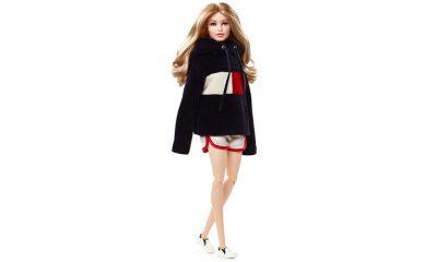 GIGI HADID Barbie lutka u saradnji sa brendom TOMMY HILFIGER  %Post Title