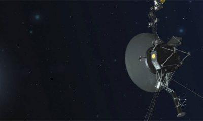 NASA uključila motore Vojadžera  %Post Title