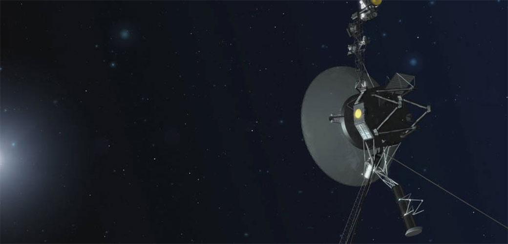 NASA uključila motore Vojadžera