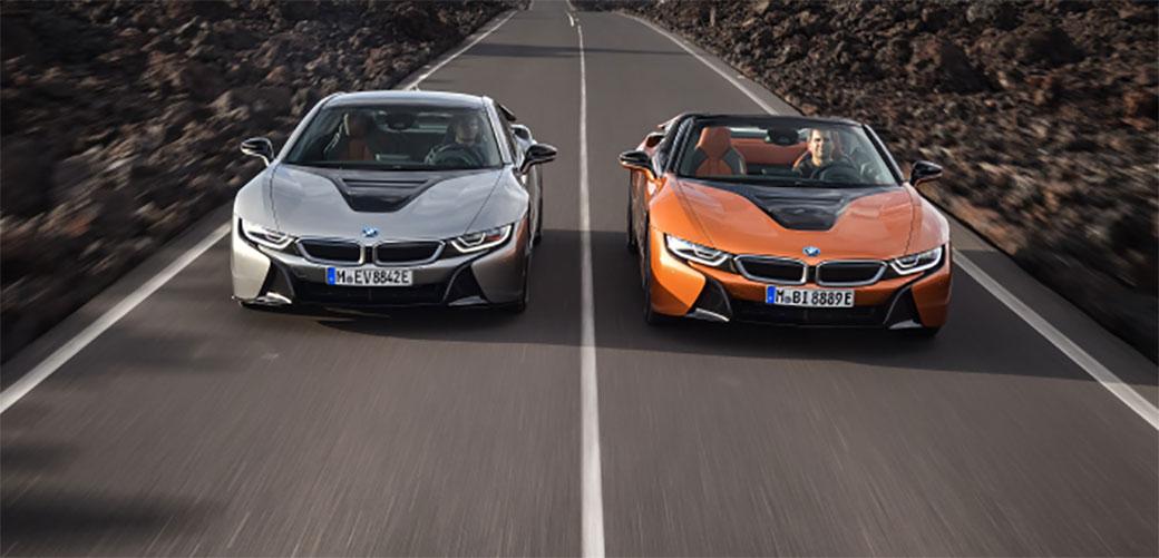 BMW ima automobile budućnosti
