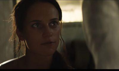 Alicia Vikander je savršena kao Lara Croft