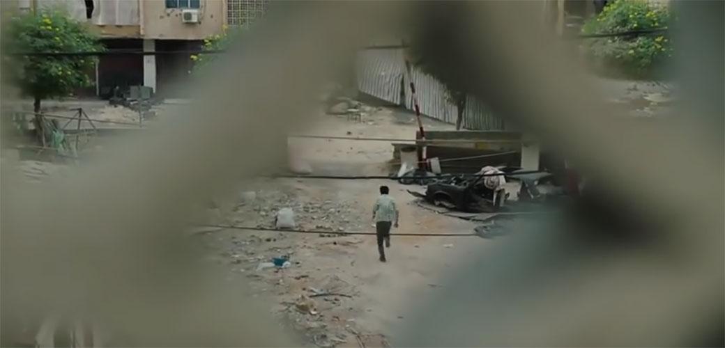 Slika: Klaustrofobična drama o životu pod opsadom u Damasku