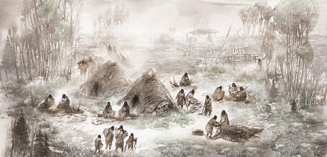 Amerika je naseljena mnogo ranije