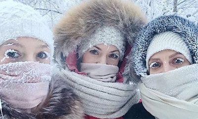 Najhladnije mesto na svetu je ponovo zaleđeno, SKROZ  %Post Title