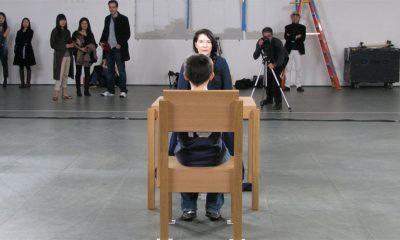 Marina Abramović u Muzeju Savremene Umestnosti