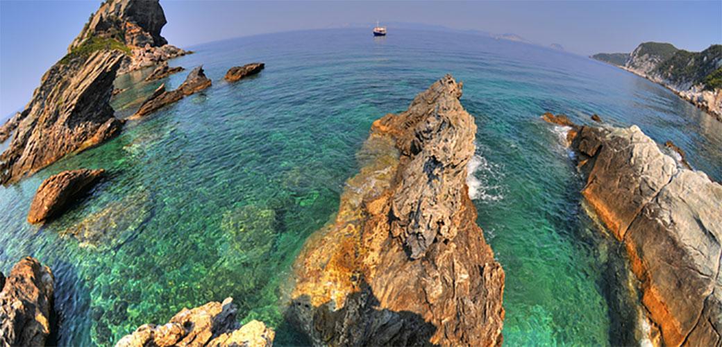 Misterija pustog ostrva u Grčkoj