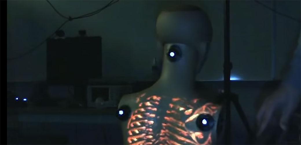 Slika: Doktori već mogu da zavire u telo bez dodira