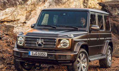 Ovo je nova Mercedesova G klasa  %Post Title