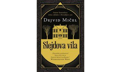 Novi roman Dejvida Mičela Slejdova vila