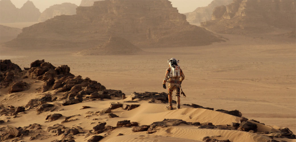 Slika: Da li za 15 godina slećemo na Mars?