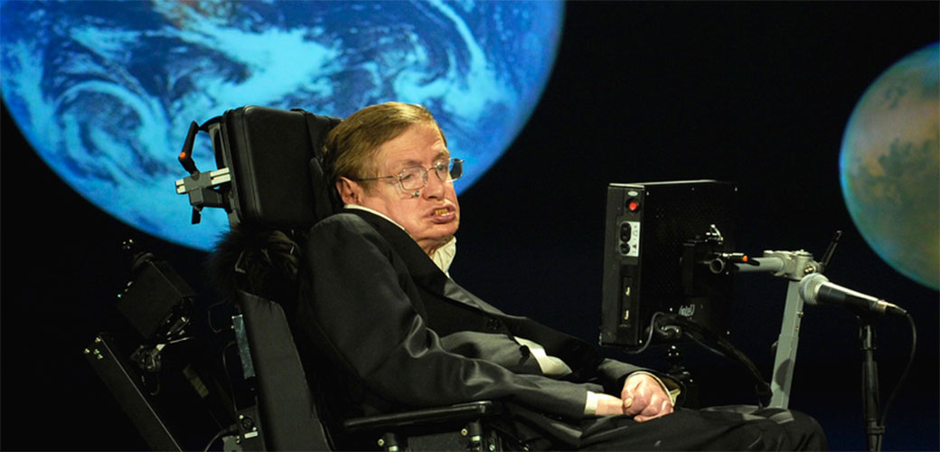 Stephen Hawking ima važan savet za vas