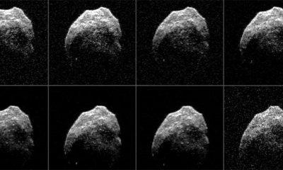 Jezivi asteroid u obliku lobanje STIŽE